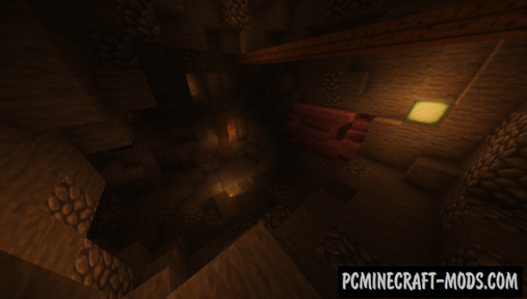 Ancient Artifact - Adventure, Puzzle Map For Minecraft