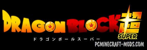 Dragon Block Super - Anime Mod For Minecraft 1.15.2