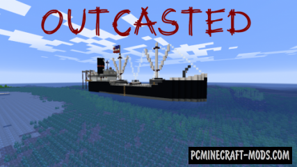 Outcasted - Survival, Adventure Map For Minecraft