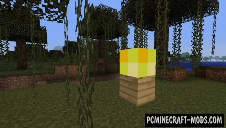 Thicc Torch - New Block Mod For MC 1.15.2, 1.14.4, 1.12.2