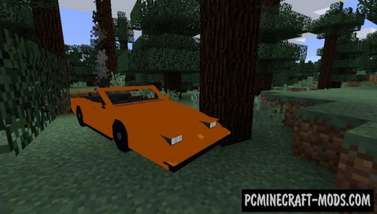 Tomano's Vehicle - Mech Mod For Minecraft 1.12.2