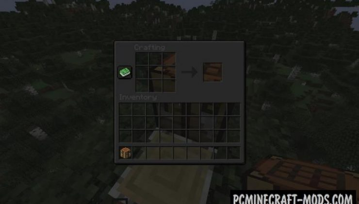 Dark Mode GUI Resource Pack For Minecraft 1.15.2