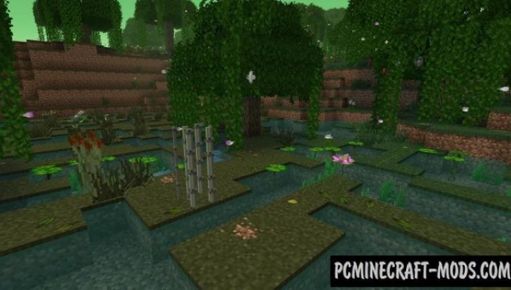 ShengLing 16x Resource Pack For Minecraft 1.16.5, 1.16.4