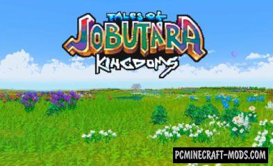 Tales of Jobutara Kingdoms Resource Pack For MC 1.15.2, 1.14.4