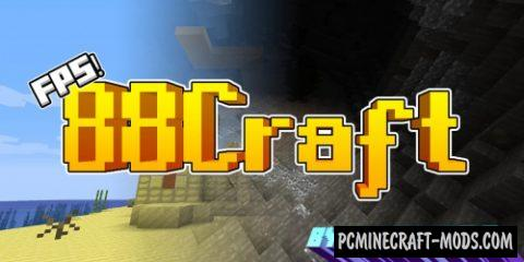 88Craft 8x Resource Pack For Minecraft 1.15.2