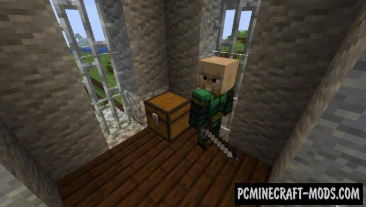 More Dungeons - Gen, Mobs Mod For Minecraft 1.14.4