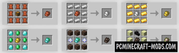 Inmis - Survival Tools Mod For Minecraft 1.16.4, 1.15.2