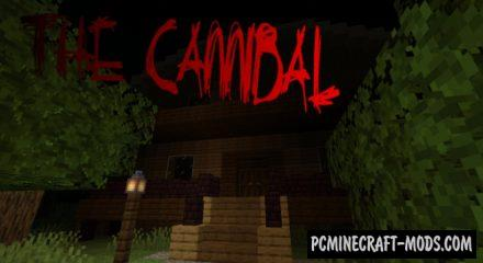 The Cannibal - Horror Map For Minecraft