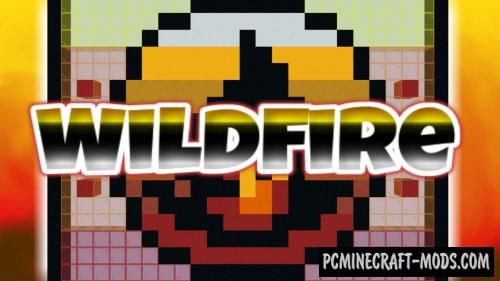 Wildfire - PvP Map For Minecraft