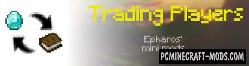 Trading Players - Economy Mod For Minecraft 1.15.2