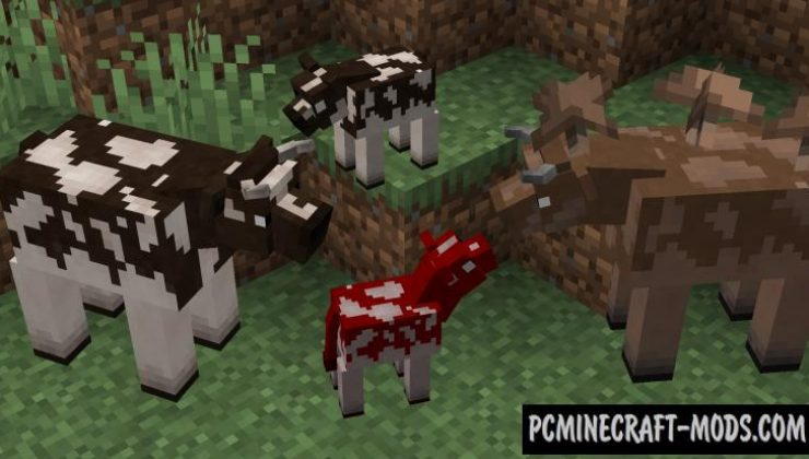 Enhanced Mobs Resource Pack For Minecraft 1.14.4, 1.13.2