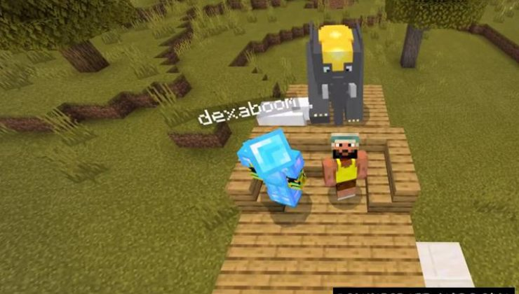 Elephants! Addon For Minecraft Bedrock 1.16.220 iOS/Android