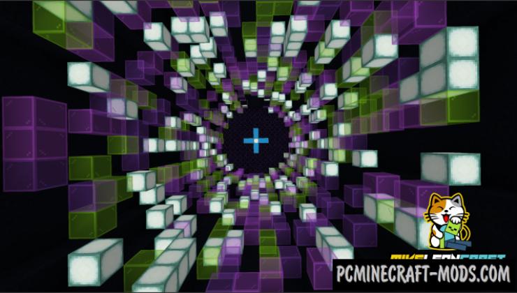 Friki Jiki's Death Run - Parkour Map For Minecraft