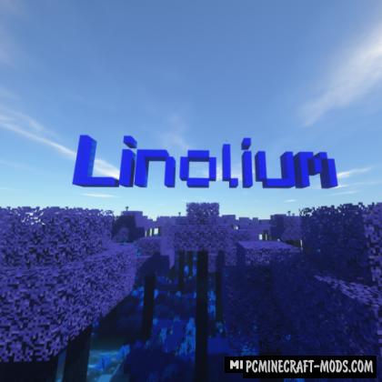 Linolium - New Biomes, Mobs Mod MC 1.15.2, 1.14.4, 1.12.2