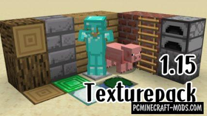SMPL 16x - Clean Resource Pack For Minecraft 1.15.2