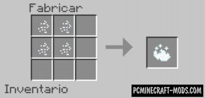 Salt - New Blocks Addon For Minecraft Bedrock 1.17.11, 1.16