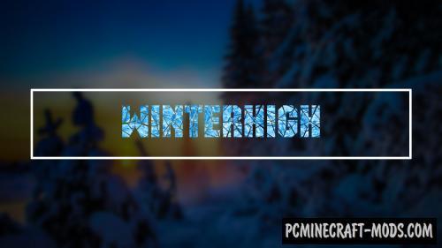 WinterHigh Resource Pack For Minecraft 1.13.2, 1.12.2