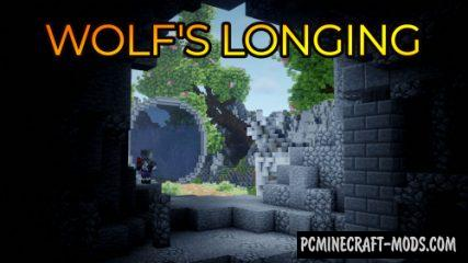 Wolf's Longing - Adventure Map For Minecraft