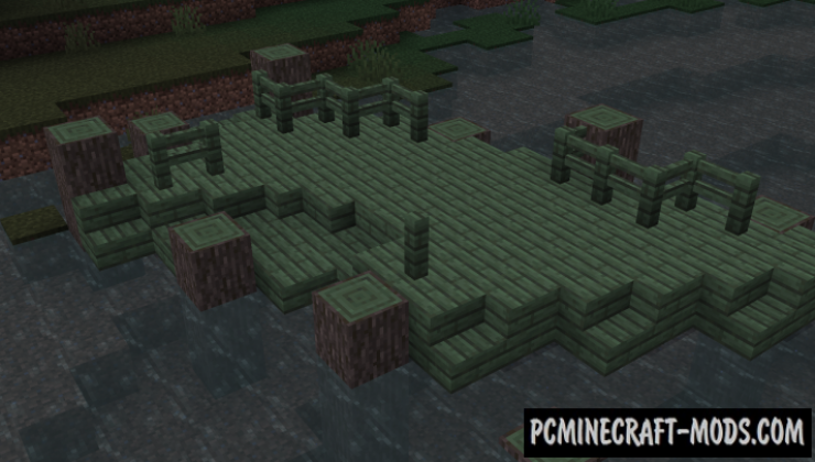 Swamp Expansion - Biome Mod For Minecraft 1.15.2, 1.14.4