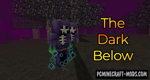 The Dark Below - Biomes, Magic Mod For Minecraft 1.12.2