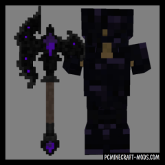 EquipZ - 3D Weapons, Armor Mod MC 1.16.3, 1.15.2, 1.14.4