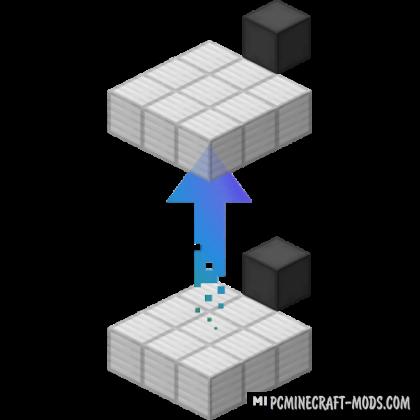 Moving Elevators - Mechanism Mod For MC 1.16.5, 1.12.2