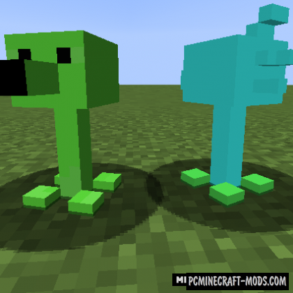 Scooty's Plants Vs. Zombies Mod For Minecraft 1.12.2