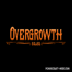 Overgrowth 32x Texture Pack For Minecraft 1.16.4, 1.16.3, 1.15