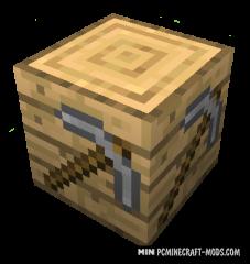Advanced Mining Dimension Mod MC 1.16.5, 1.16.4, 1.14.4