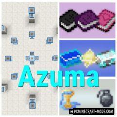 Azuma - Magic, Ore, Blocks Mod For Minecraft 1.15.2