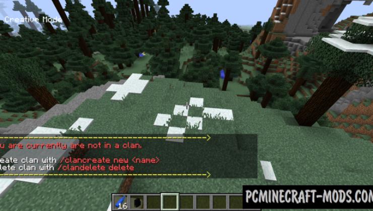 Revolution - Guns, GUI Mod For Minecraft 1.12.2