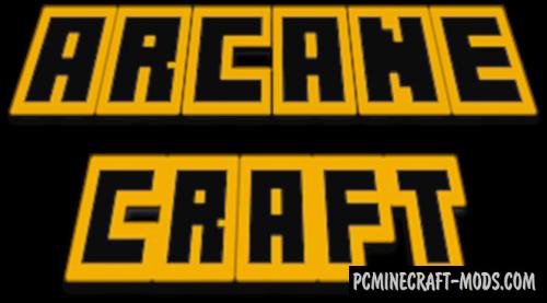 ArcaneCraft - Magic Mod For Minecraft 1.14.4