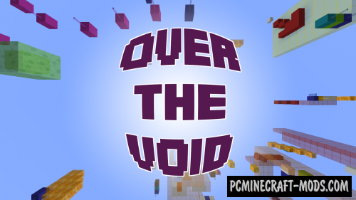 Over The Void - Parkour Map For Minecraft
