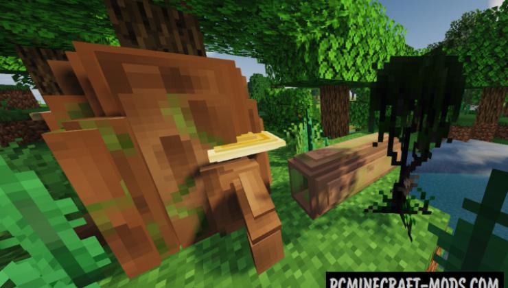 Mushroom Quest - Dimension Mod 1.16.5, 1.14.4, 1.12.2