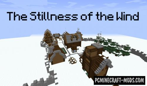 The Stillness of the Wind - PvP, Puzzle, Adv Map