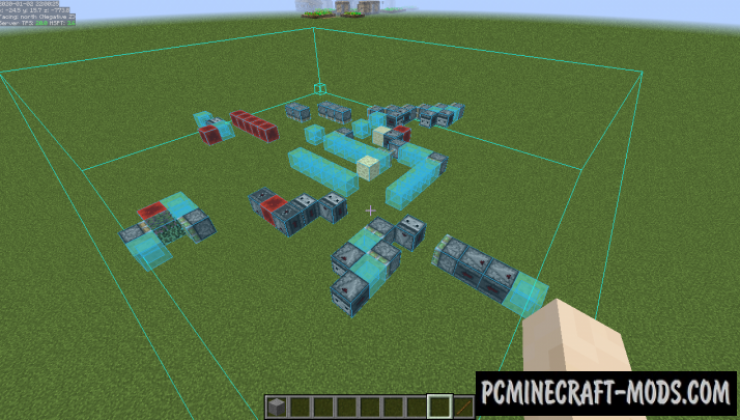 Litematica - GUI, Tool Mod For Minecraft 1.16.4, 1.15.2, 1.14.4