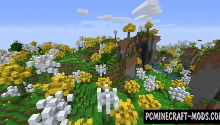 World of Wonder - Biome Mod For Minecraft 1.15.2
