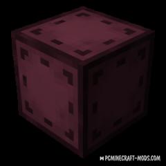 Entangled - Tweak Block Mod MC 1.16.5, 1.16.4, 1.12.2