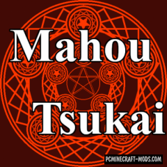 Mahou Tsukai - Magic Mod For Minecraft 1.16.5, 1.12.2