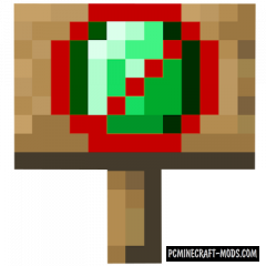 NoMoWanderer - Tweak Sign Mod For Minecraft 1.16.5