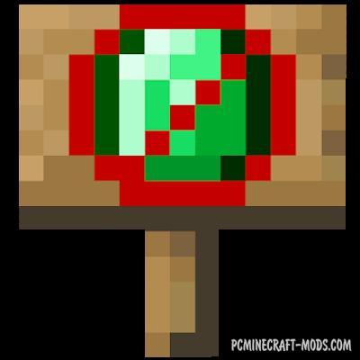 NoMoWanderer - Tweak Sign Mod For Minecraft 1.16.3, 1.15.2