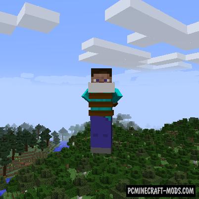 Kidnap - Interaction Tweak Mod For Minecraft 1.12.2