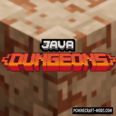 JavaDungeons - Adv, Surv Mod For Minecraft 1.16.5, 1.15.2