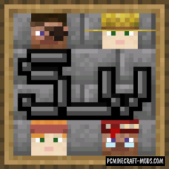 Steve Villagers Resource Pack For Minecraft 1.14.4
