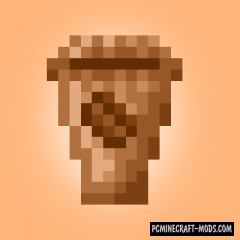 Coffee - Food Mod For Minecraft 1.16.4, 1.15.2