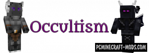 Occultism - Dark Magic Mod For Minecraft 1.16.5, 1.16.4