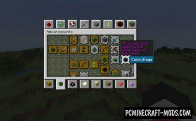BlazeandCave's Advancements Data Pack MC 1.16, 1.15.2