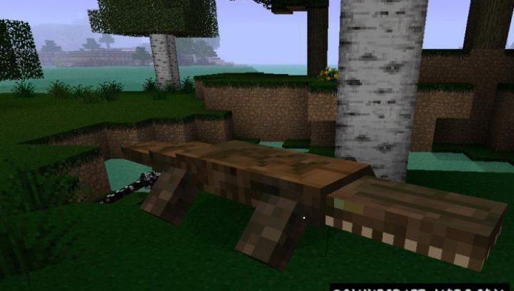 Croc - Creatures Mod For Minecraft 1.15.2, 1.14.4