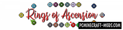 Rings of Ascension - Magic Armor Mod For MC 1.16.4