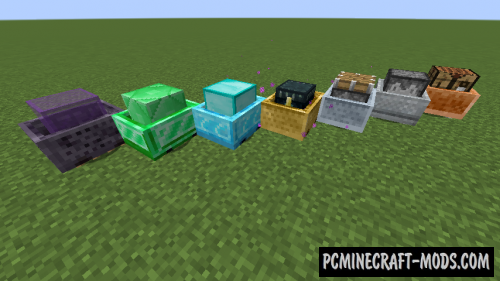 Cart Complete - Tech Mod For Minecraft 1.12.2